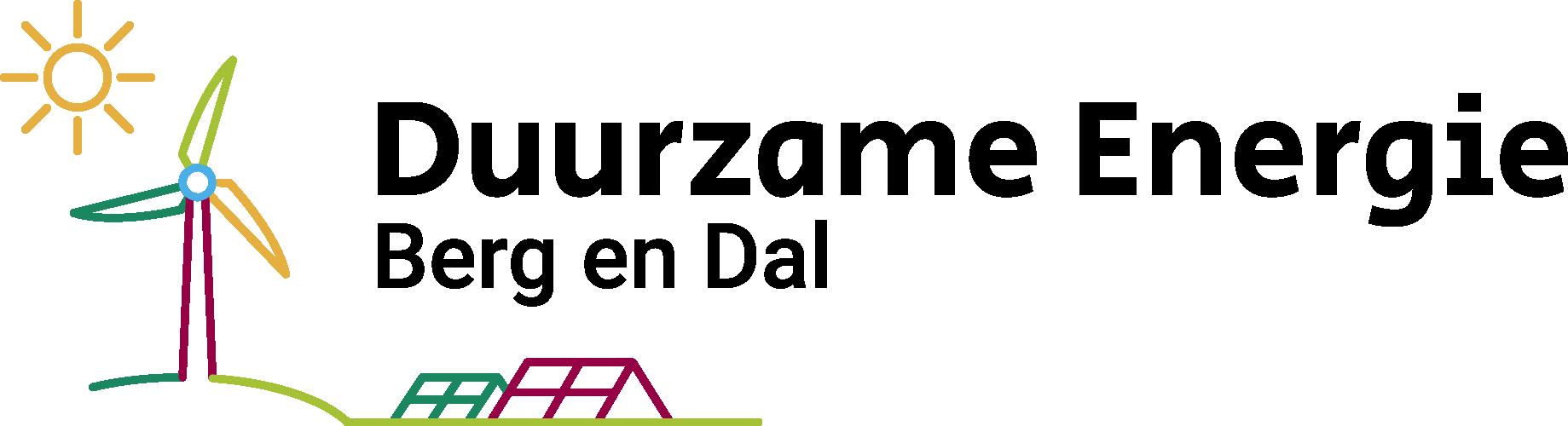 Logo Duurzame Energie Berg en Dal